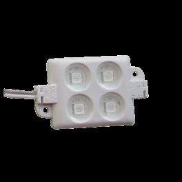 Waterproof LED Module 5050 RGB 4LEDs